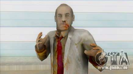 Zombies From RE Outbreak And Chronicles V24 pour GTA San Andreas