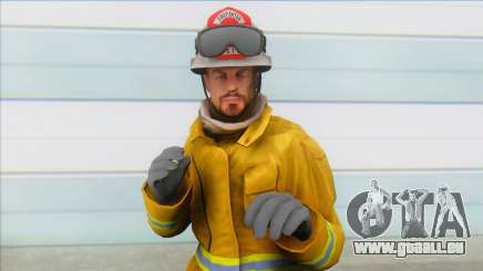 Firefighters From GTA V (lvfd1) pour GTA San Andreas