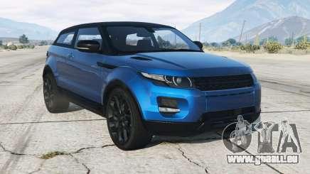 Range Rover Evoque 201Ձ pour GTA 5