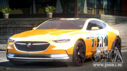 Buick Avista R-Tuned L1 pour GTA 4