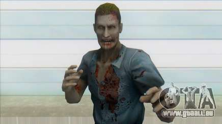 Zombies From RE Outbreak And Chronicles V6 pour GTA San Andreas