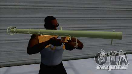 Rising Storm 1 M1A1 Bazooka für GTA San Andreas