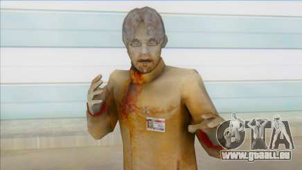 Zombies From RE Outbreak And Chronicles V22 pour GTA San Andreas