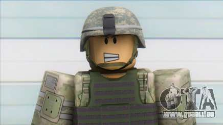 Roblox Army pour GTA San Andreas