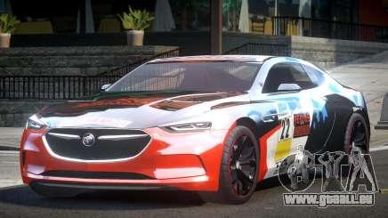 Buick Avista R-Tuned L5 pour GTA 4