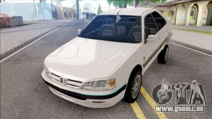 Peugeot Pars ELX für GTA San Andreas
