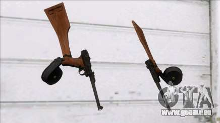 Screaming Steel Luger LP-08 pour GTA San Andreas