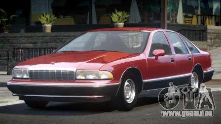 1993 Chevrolet Caprice R6 für GTA 4