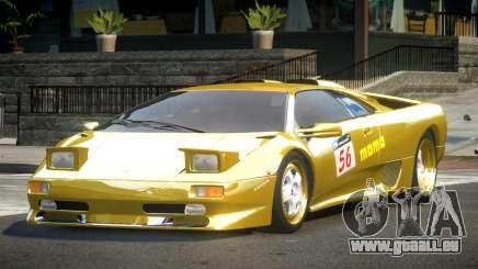 Lamborghini Diablo GS L4 pour GTA 4