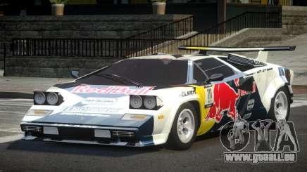 Lamborghini Countach RT L1 pour GTA 4
