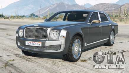 Bentley Mulsanne 2014 pour GTA 5