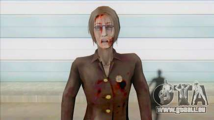Zombies From RE Outbreak And Chronicles V11 pour GTA San Andreas