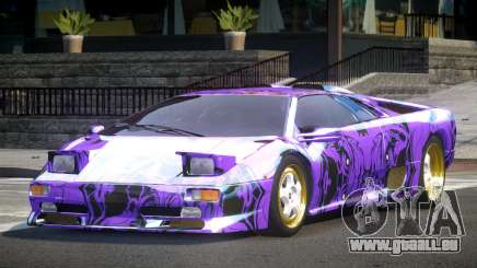 Lamborghini Diablo GS L9 pour GTA 4