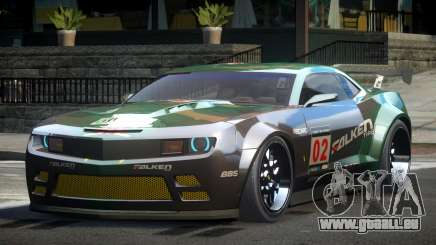 Chevrolet Camaro SS Drift L7 pour GTA 4