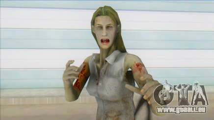 Zombies From RE Outbreak And Chronicles V15 pour GTA San Andreas