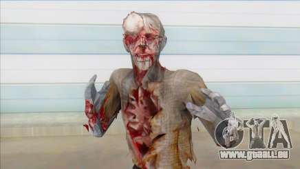 Zombies From RE Outbreak And Chronicles V21 pour GTA San Andreas