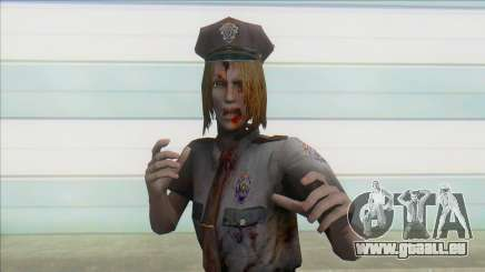 Zombies From RE Outbreak And Chronicles V9 pour GTA San Andreas