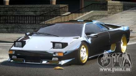 Lamborghini Diablo GS pour GTA 4