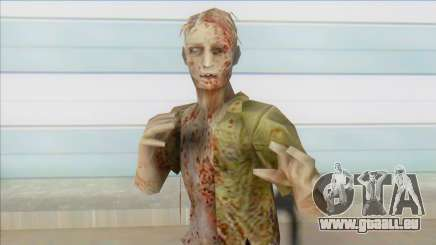 Zombies From RE Outbreak And Chronicles V18 pour GTA San Andreas