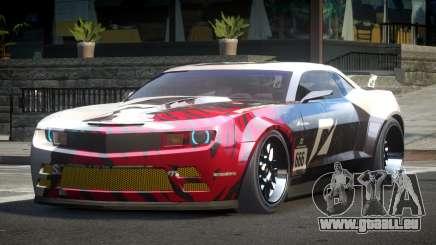 Chevrolet Camaro SS Drift L6 pour GTA 4