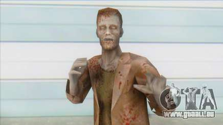 Zombies From RE Outbreak And Chronicles V20 pour GTA San Andreas