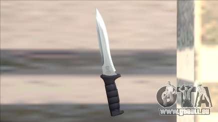 Resident Evil 4 leon knife pour GTA San Andreas