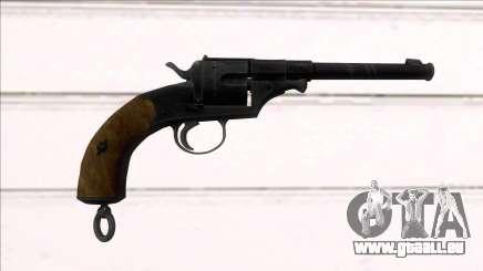 Screaming Steel M1879 Reichsrevolver pour GTA San Andreas