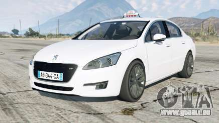 Peugeot 508 GT Taxi Marseille für GTA 5