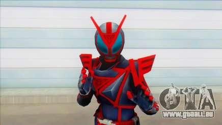 Kamen Rider Delta Ryuko pour GTA San Andreas