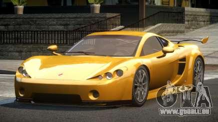 Ascari A10 GT Sport für GTA 4