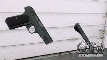 Screaming Steel Colt M1903 Hammerless für GTA San Andreas