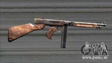 Resident Evil 4 chicago typewriter für GTA San Andreas