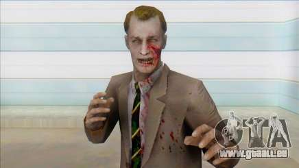 Zombies From RE Outbreak And Chronicles V26 pour GTA San Andreas
