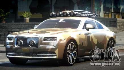 Rolls-Royce Wraith PSI L10 pour GTA 4