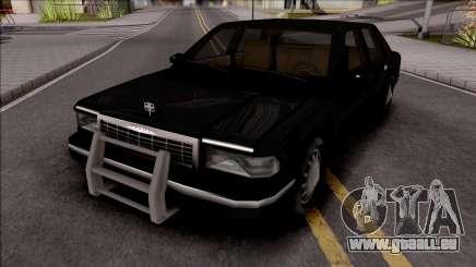 Premier FBI pour GTA San Andreas