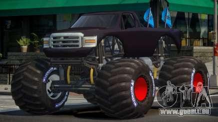 Monster Truck Custom für GTA 4