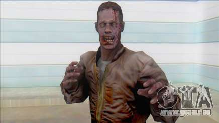 Zombies From RE Outbreak And Chronicles V25 pour GTA San Andreas