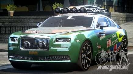 Rolls-Royce Wraith PSI L7 pour GTA 4