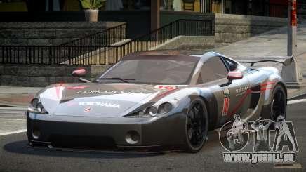 Ascari A10 GT Sport L6 für GTA 4
