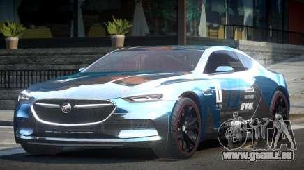 Buick Avista R-Tuned L6 pour GTA 4