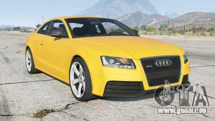 Audi RS 5 Coupé (B8) Ձ010 pour GTA 5