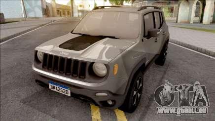 Jeep Renegade Trailhawk 2020 für GTA San Andreas