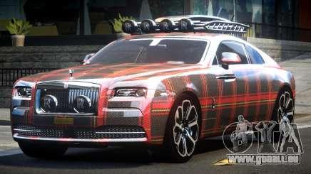 Rolls-Royce Wraith PSI L8 pour GTA 4