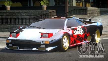 Lamborghini Diablo GS L10 pour GTA 4