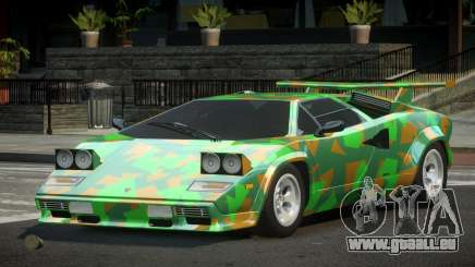 Lamborghini Countach RT L8 pour GTA 4