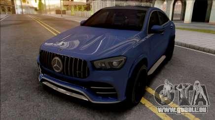 Mercedes-Benz GLE 53 AMG 2020 pour GTA San Andreas