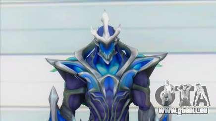 Galaxy Slayer Zed Sapphire pour GTA San Andreas