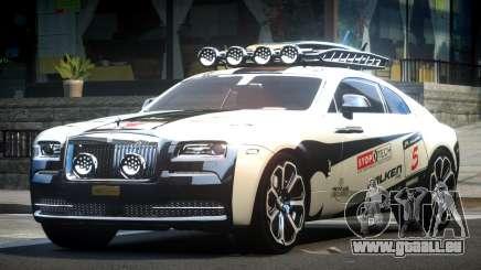 Rolls-Royce Wraith PSI L3 pour GTA 4
