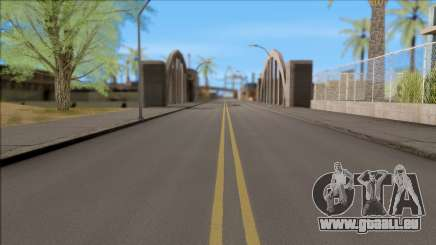 NV Roads HD 2017 All City v1 für GTA San Andreas