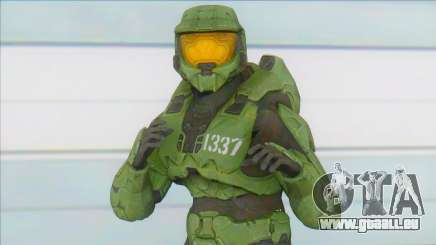 Spartan 1337 of Halo Legends pour GTA San Andreas